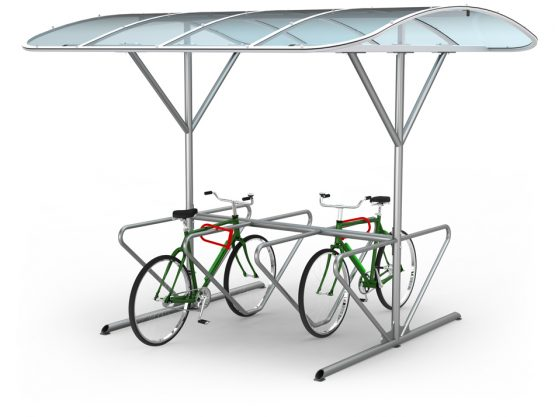 dual side with bikes